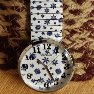 2 Women's Snowflake Watch BOGO